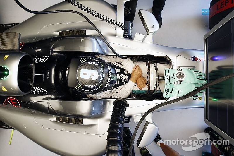 Lowe: Rosberg's lack of running a setback, not a disaster