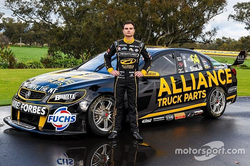 Slade to run one-off livery in Townsville