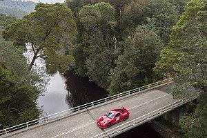 Targa Tasmania: White, Close continue tight battle