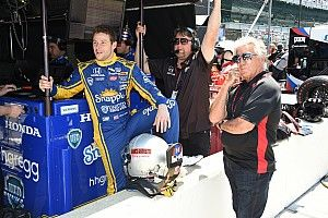 Marco Andretti hoping to end family 'curse' in 100th Indy 500