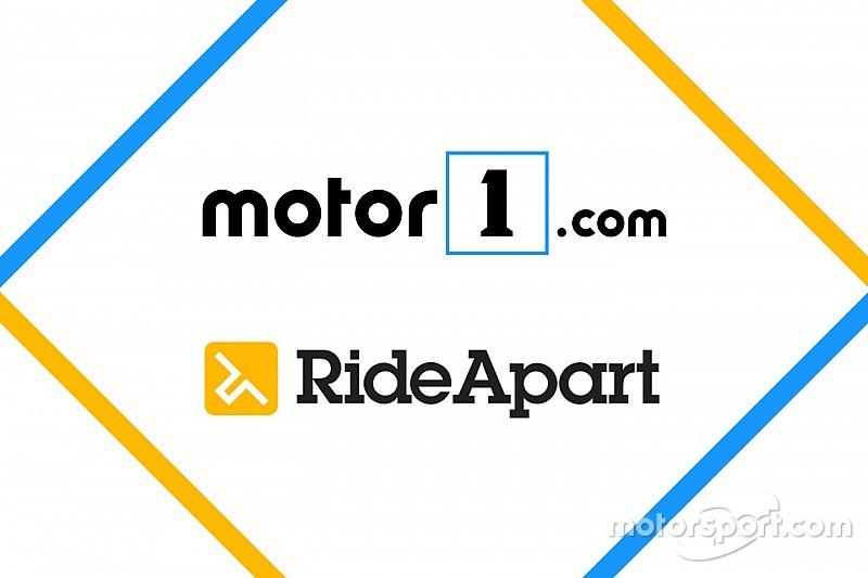 Motor1.com acquisisce la piattaforma digitale leader sul motociclismo RideApart.com