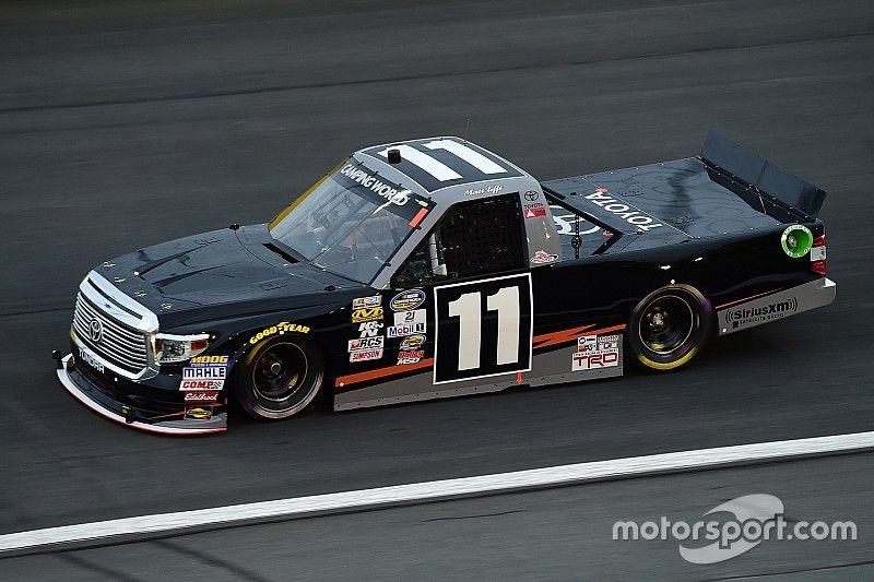 Matt Tifft set to make NASCAR return after brain surgery