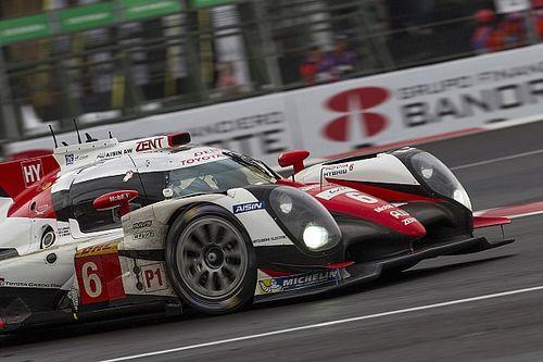 Toyota avanza al segundo sitio del campeonato