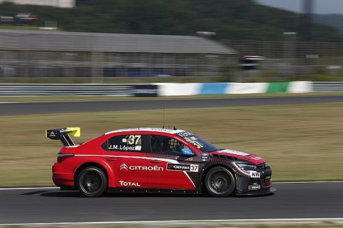 Motegi WTCC: Lopez takes provisional title, gives Muller Race 2 win