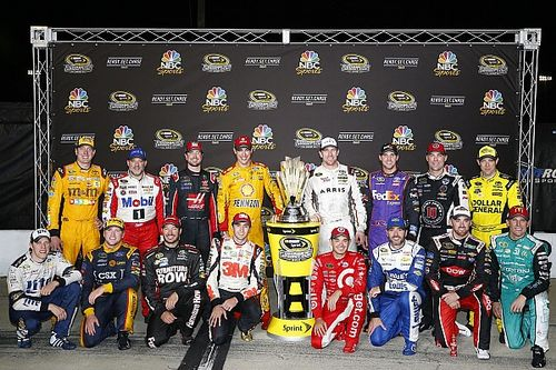 NASCAR Chase for the Sprint Cup grid set