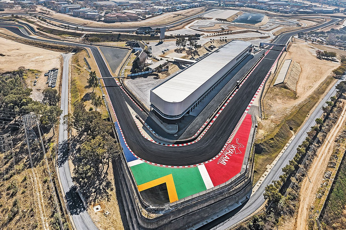 Formule 1 organiseert groot Fan Festival in Zuid-Afrika