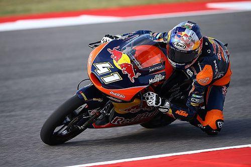 Moto3 Misano: Binder kian dekati gelar juara
