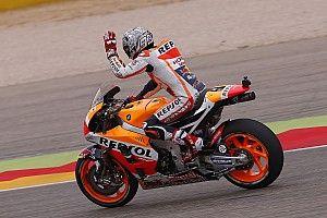 Aragon MotoGP: Marquez slays opposition for sixth 2016 pole