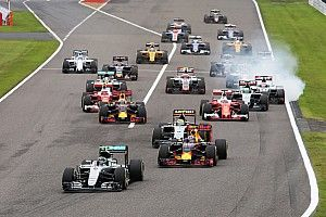 Analysis: Why starts have become F1 drivers' biggest headache