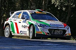 Rally Ultime notizie Fabio Andolfi correrà con la Hyundai i20 R5 al Rally du Valais