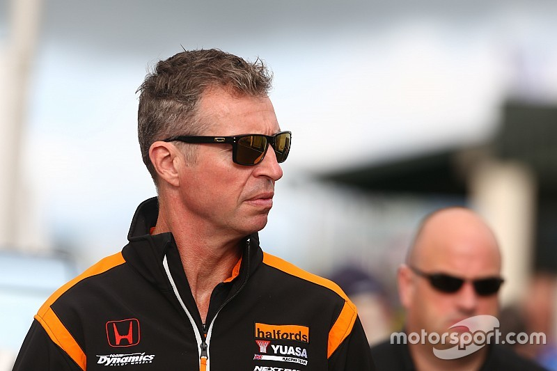 Neal to miss final race at Brands Hatch with concussion