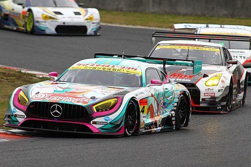 Kobayashi debuteert met Japans team in 24 uur Spa