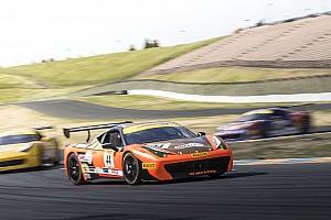 Ferrari Results North American Ferrari Challenge Sonoma results