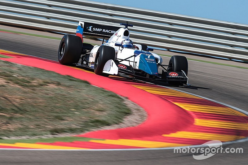 Aragon F3.5: Orudzhev beats Deletraz to pole by 0.013s