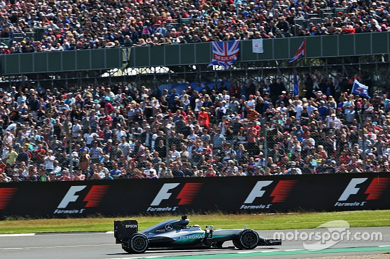 Silverstone triggers break clause in F1 British GP deal