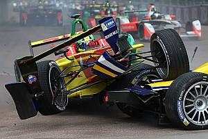Первая пятилетка Формулы Е. Пять самых ярких аварий