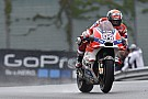 """Dovizioso knew he """"screwed up"""" with Sachsenring pit timing"""