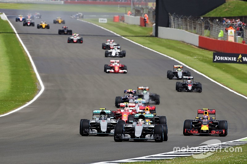 "Silverstone sale to Liberty ""not on agenda"""
