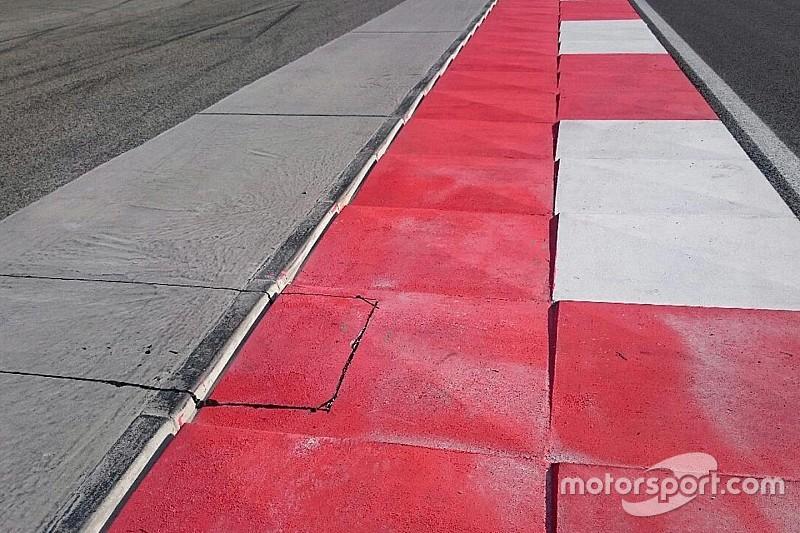 Для дотримання меж траси FIA використовуватиме датчики