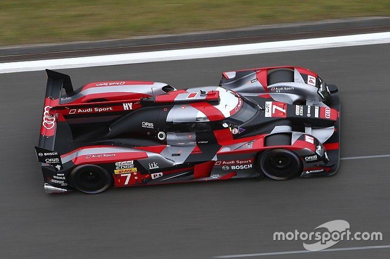Экипажи Audi стали сильнейшими в квалификации на Нюрбургринге