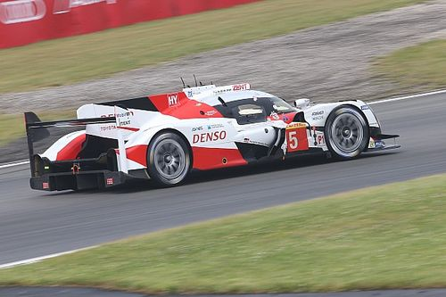 Davidson confident of stronger Toyota race showing