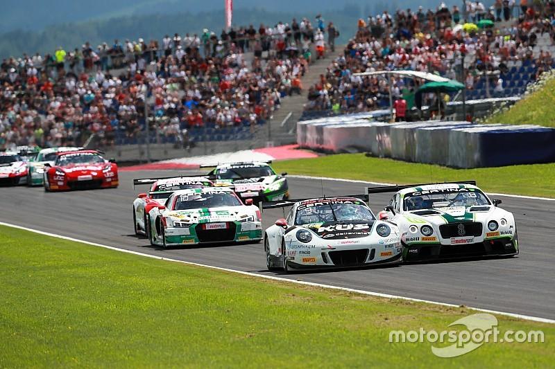 Mehr als 30 Autos starten im GT-Masters 2017