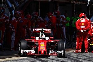 Vettel says three-stop strategy was wrong