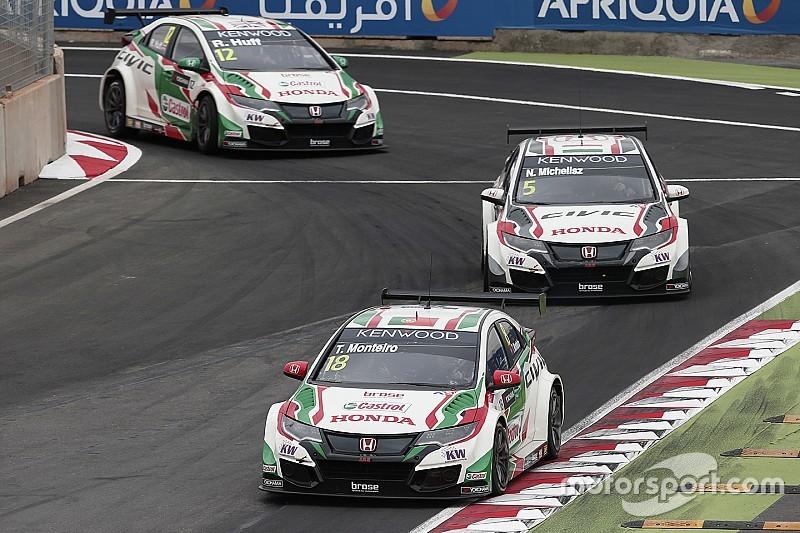 Honda виключена з результатів Угорщині і Марокко