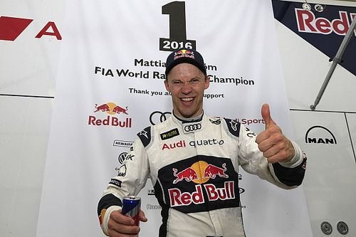 Ekstrom: Missing DTM meant title pressure was on