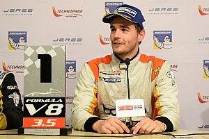 F3.5 champion Dillmann to test for Venturi in Mexico