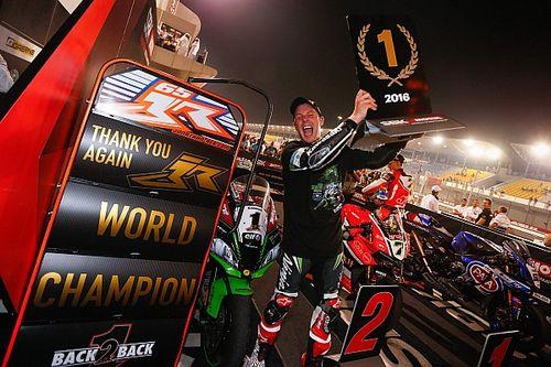 Qatar WSBK: Rea crowned champion as Davies wins again