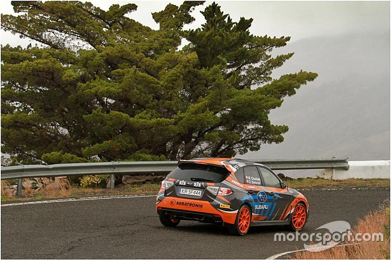 Cambio di livrea per il Subaru Poland Rally Team