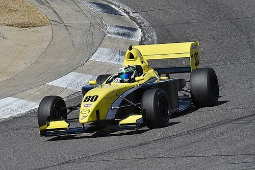 O'Ward scores second Pro Mazda win of the weekend