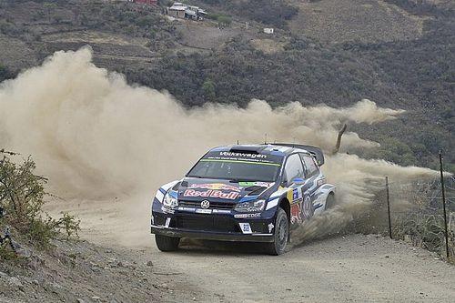 Rally del Messico, PS1-3: Ogier si prende subito la vetta