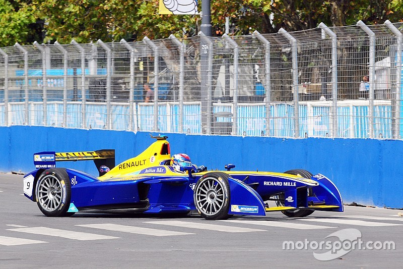Buenos Aires ePrix: Buemi back out front in second practice