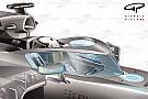 """Formel 1 ab 2017: """"Heiligenschein"""" oder """"Baldachin""""?"""