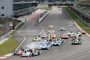 Asian Le Mans Press release Celebrating the champions of the 2016-2017 season
