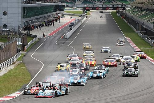 Asian Le Mans Series - Celebrating their teams at Le Mans
