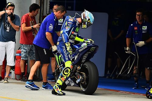 Rossi: Yamaha bike now much better than late-2016 prototype