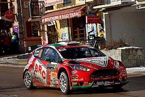 Basso e la BRC ko al Monte-Carlo per un surriscaldamento del motore