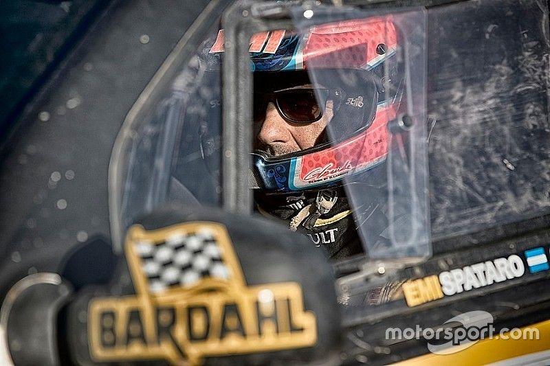 """Spataro: """"No sé si volveré al Dakar"""""""