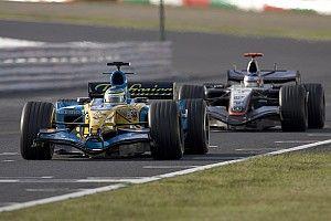5 őrült jelenet a Japán Nagydíjról: Räikkönen beszúrta a McLarennel, de honnan?!