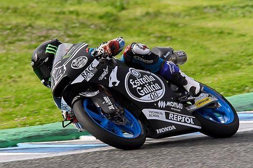 Test Jerez, Day 1: Canet davanti a Fenati nella tripletta Honda
