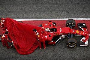 Vasárnap ismét pályára gurult Vettel és Raikkönen új gépe