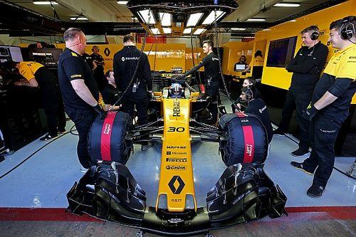 """Palmer: """"Renault is een compleet ander team en RS17 compleet andere auto"""""""