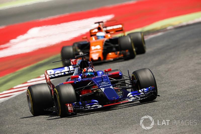 Toro Rosso no llevará motor Honda en 2018