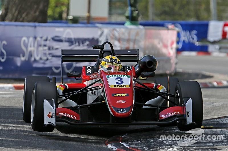 Євро Ф3 у По: Гюнтер переміг у другій гонці, Шумахер без очок