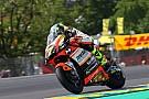 Moto2 Fort traumatisme crânien pour Lorenzo Baldassarri
