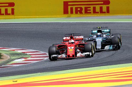 Fotogallery: le immagini più belle del GP di Spagna di Formula 1