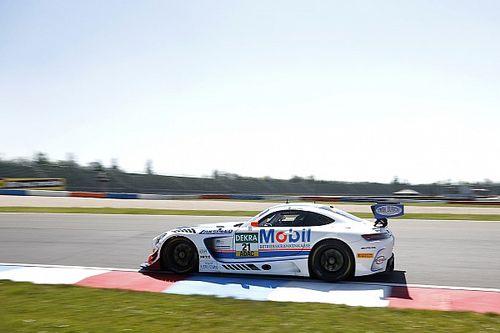 GT-Masters 2017 am Lausitzring: Mercedes mit Doppel-Pole
